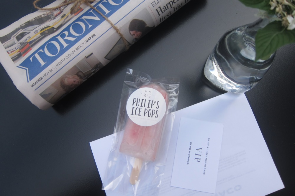 CMMarket Club Monaco Farmers Market 2015 Philips Ice Pops
