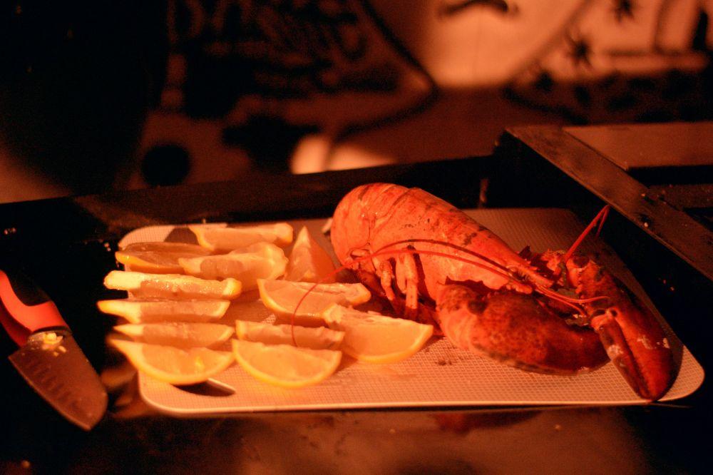 Lobster Palooza 2015 Chef Matt Dean Pettit of Rock Lobster Food Co.