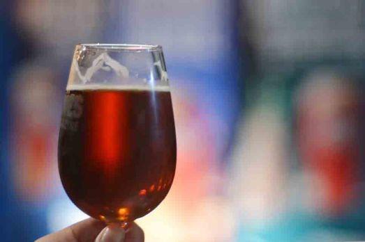Unexpected favourite: Granville Island Lions Winter Ale (5.5%) - 2 tix