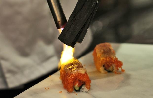 Miku Roll-Flame