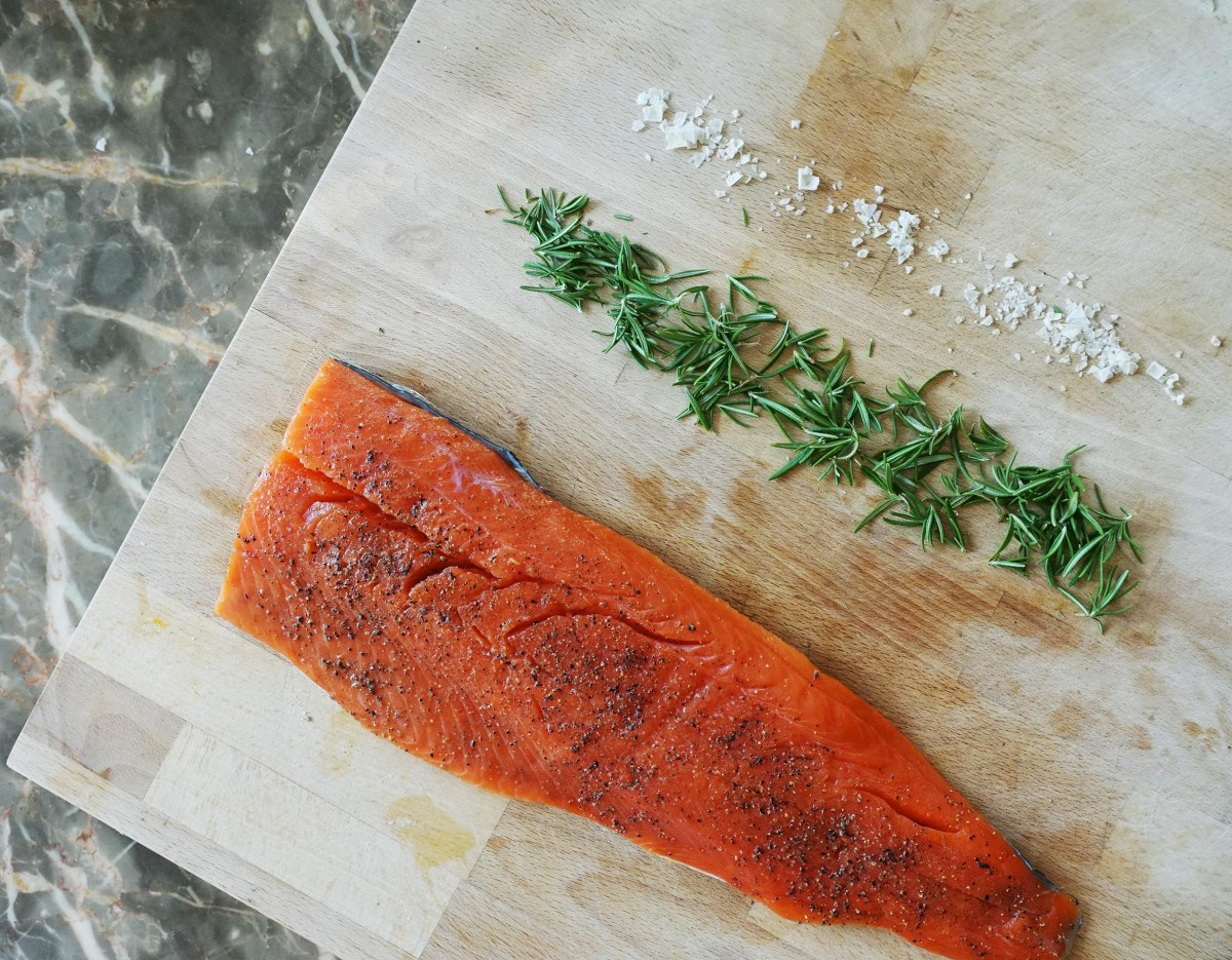 Let's Eat: Sockeye Salmon