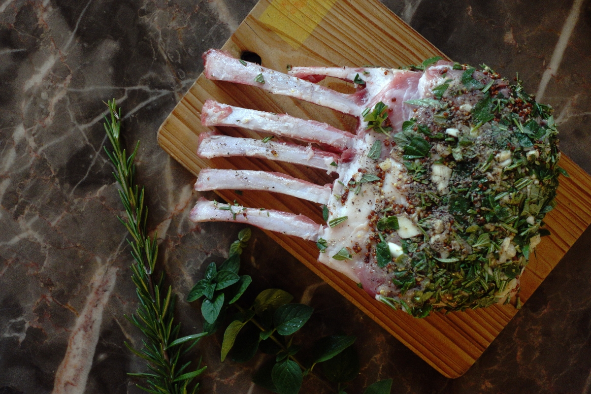 Let's Eat: Lamb Lollipops
