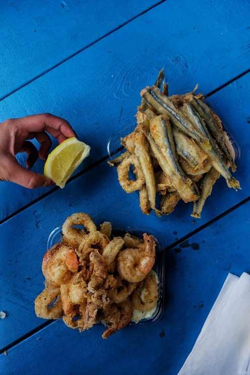 Behold the most addictive seafood at Aqua Mare Poissonnerie